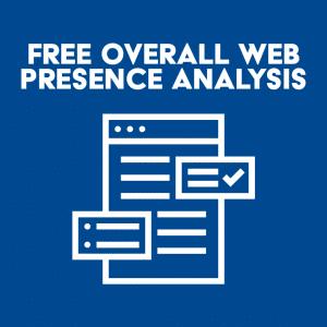 gsm web analysis