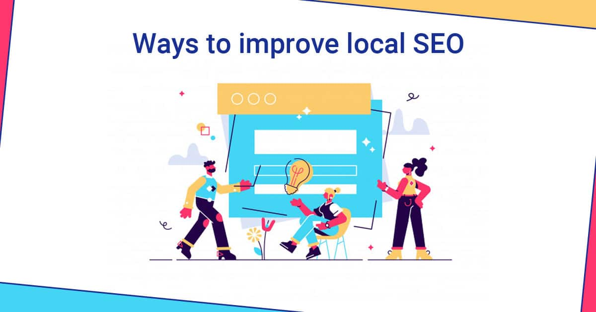 local seo strategy 2021